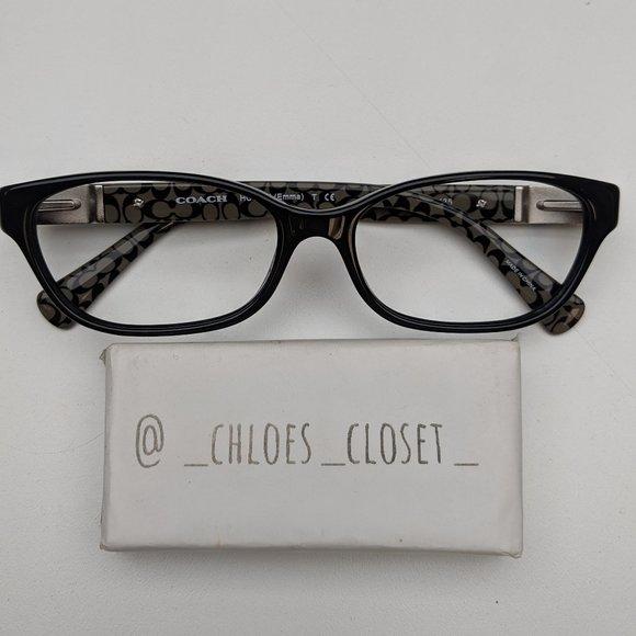🕶️Coach HC6061 Emma Women's Eyeglasses/TJ405🕶️